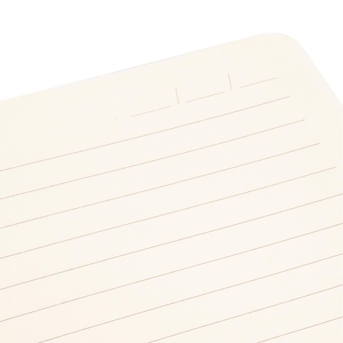 "Design Ideas (6 Pack) Soft Cover Jott Journal For Women, Journal For Men 96pg Writing Journal, Ruled Journal, 5.75"" x 8.25"""