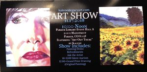 FREE ART SHOW for Sale in Greenwood Village, CO