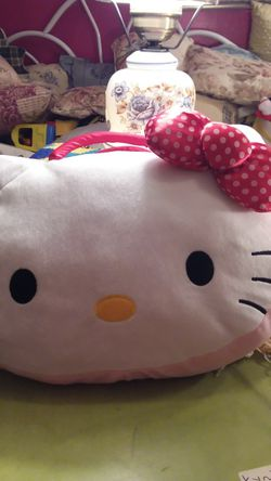 Hello kitty pillow Thumbnail