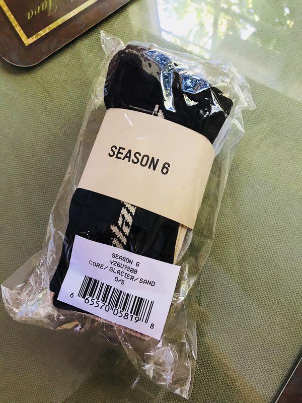 cfdbf718a Yeezy season 6 calabasas socks for Sale in Paramount