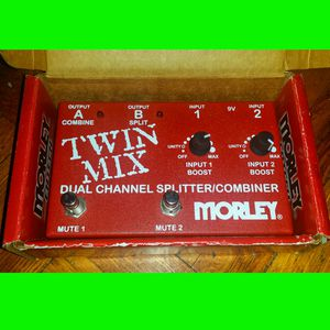 Morley Twin Mix guitar pedal for Sale in Baltimore, MD