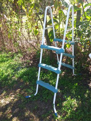 Pool ladder for Sale in Kissimmee, FL