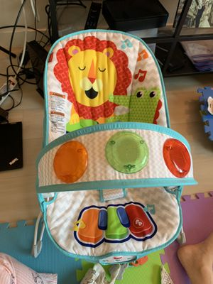 Fisher Price Bouncer $30 (like new) for Sale in Seattle, WA