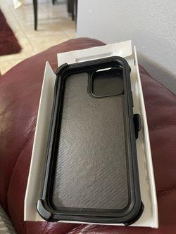 Otter box Defender I Phone 12 Pro Max Phone Case Thumbnail