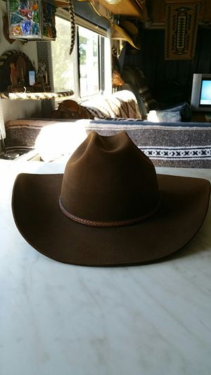Cowboy hat vintage and rare size 7 1 2 for Sale in Torrance 7634884f84ff