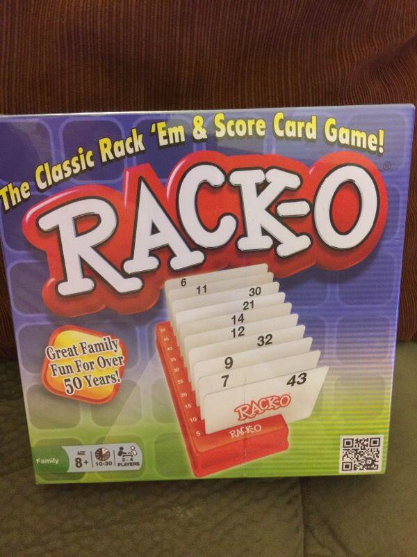 Rack O Game Ut2 Games Toys In Hayward Ca Offerup