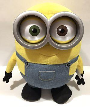 Despicable Me Minion Bob Light up Talking Plush for Sale in Tacoma, WA