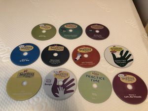 Kids Signing Times DVD Set Learning Educational for Sale in Raleigh, NC