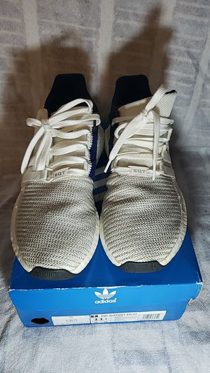 Adidas boost EQT SUPPORT 93/17 size 11.5 condition 8/10 with box for Sale in Alexandria, VA