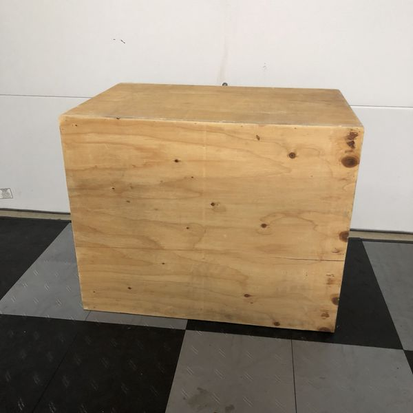 Box Jumps For Sale >> Wood Plyo Box Plyometrics Box Jumps Crossfit For Sale In Alameda Ca Offerup