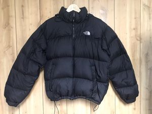 Photo LIKE NEW The North Face Black 700 Goose Down Puffer Jacket SIZE MEDIUM