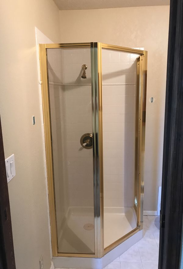 New corner shower enclosure for Sale in Mesa, AZ - OfferUp