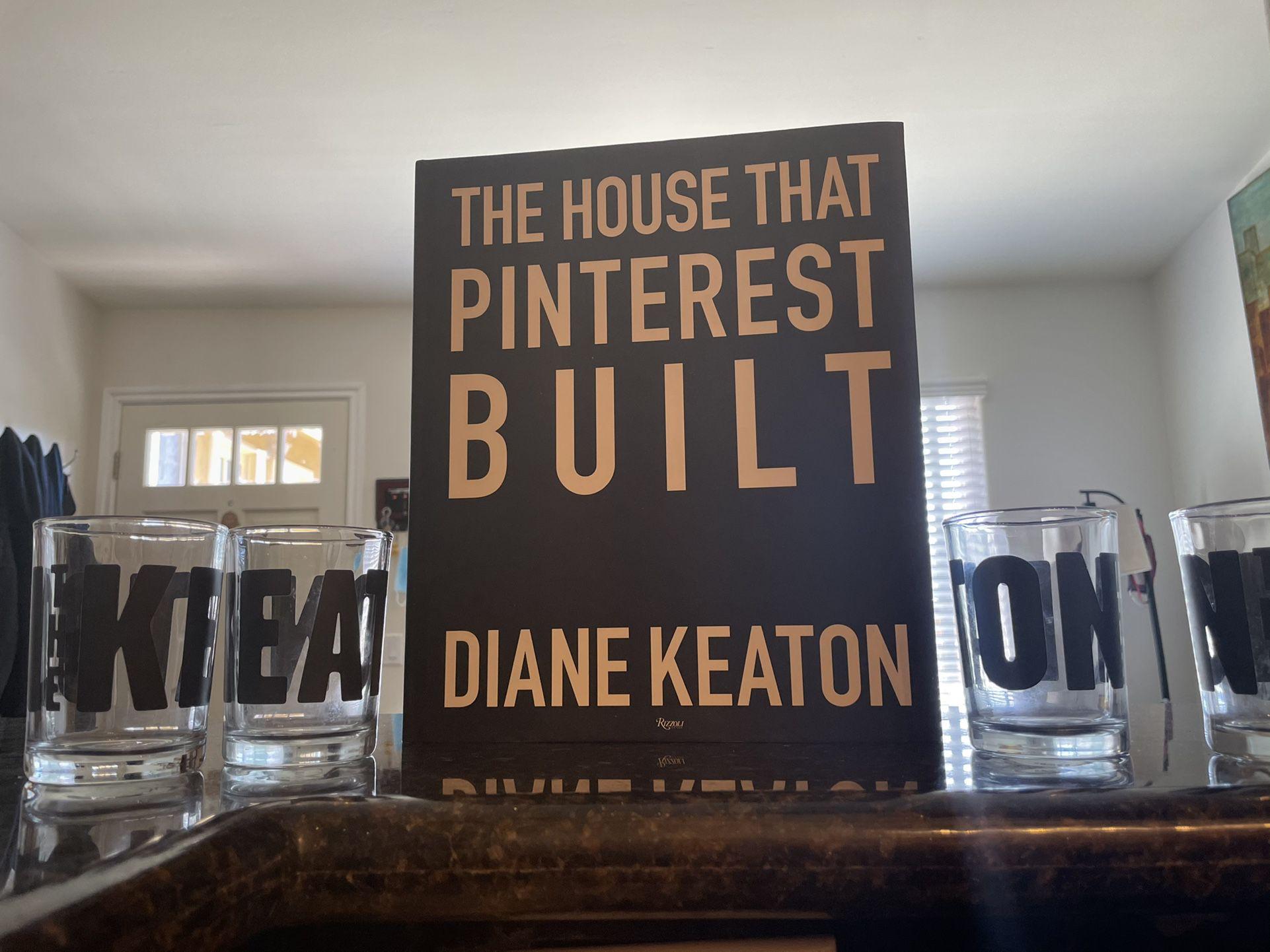 Autographed Diane Keaton Book