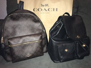Coach backpack bag for Sale in Fresno, CA