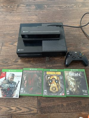 Xbox One w/Kinect for Sale in Chantilly, VA