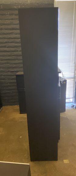 Tall storage cabinet Thumbnail