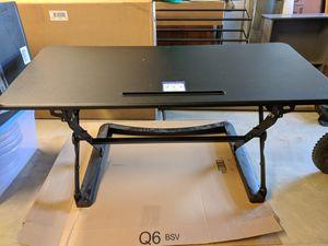 "FlexiSpot M3B Standing Desk - 47"" wide platform Sit Stand Up Desk for Sale in Seattle, WA"
