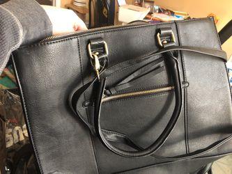 Brand new target merona business purse multi purpose use Thumbnail