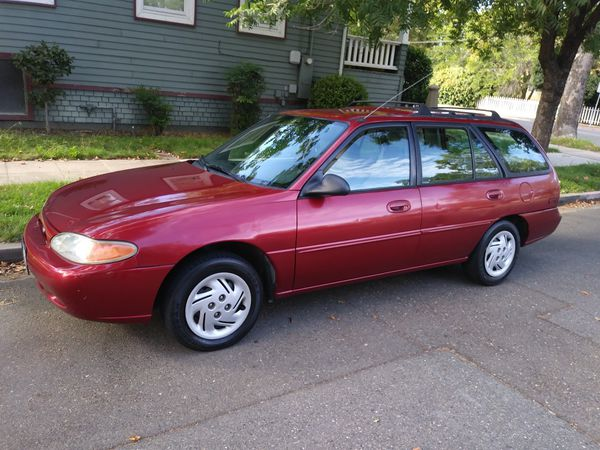 97 Ford Escort wagon for Sale in Roseville, CA - OfferUp
