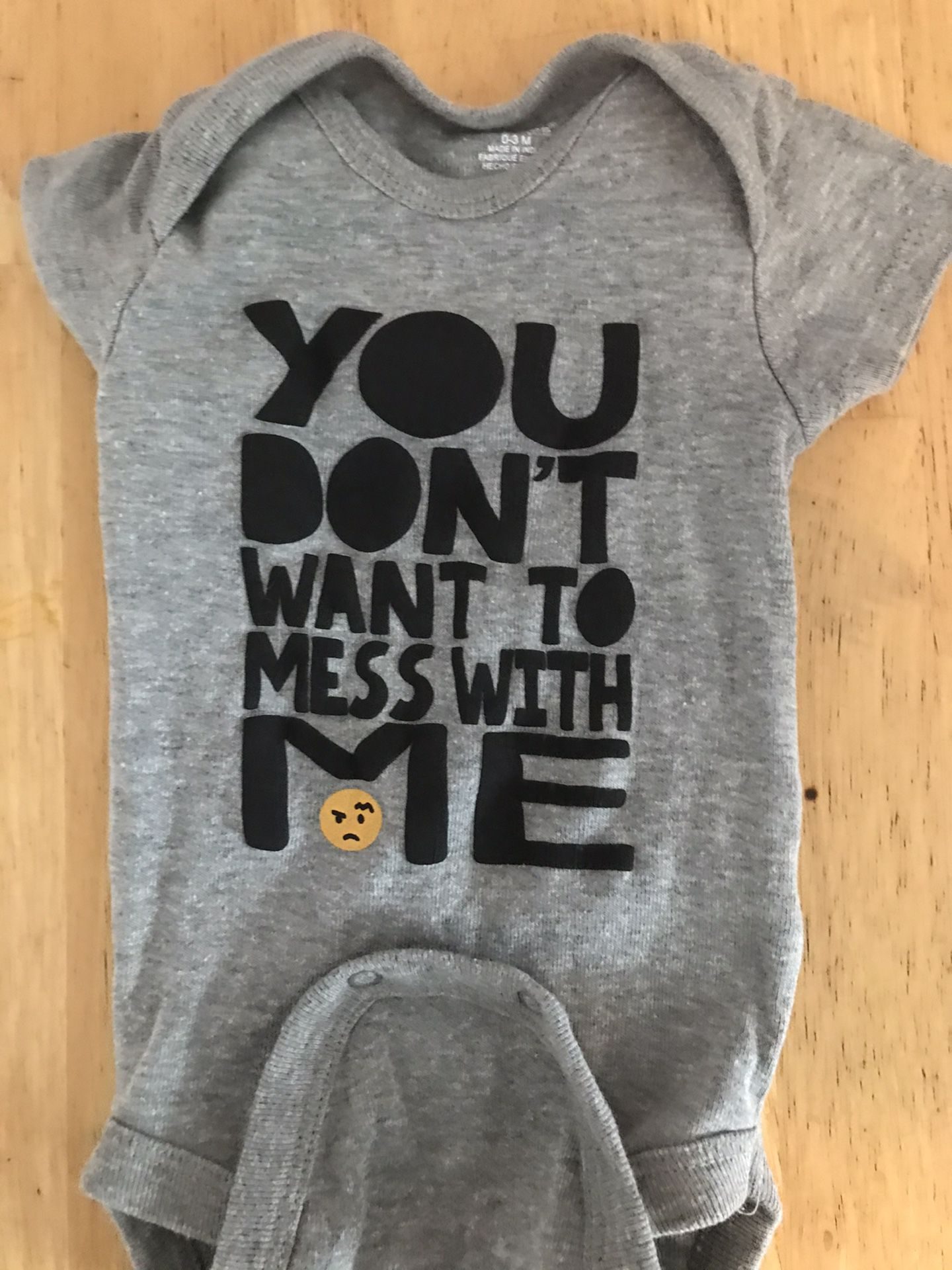 All Sizes Son Never Got To Wear Most Of It