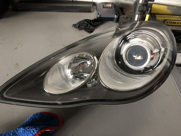Porsche Panamera Headlight