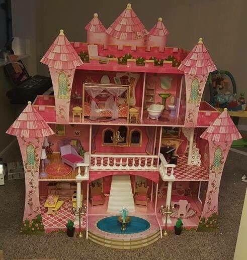 Kidkraft Far Far Away Dollhouse For Sale In Union Ky Offerup