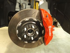 SRT Challenger Brembo Rotors front and rear all 4 for Sale in Alexandria, VA