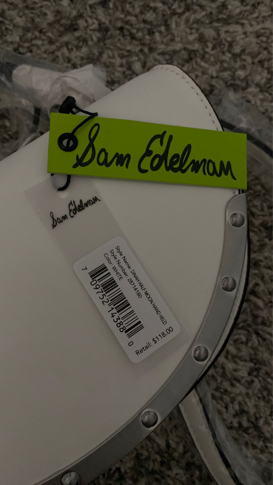 SAM EDELMAM NEW WITH TAGS! HAWTHORNE AREA PICK UP WITH CASH ONLY