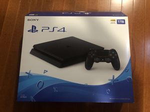 PlayStation 4 1TB + Game for Sale in Hyattsville, MD
