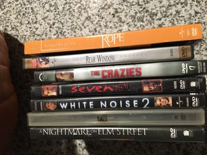 Halloween movies for Sale in Cary, NC