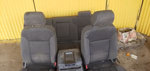 Photo 2016 Chevy Silverado seats