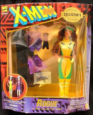1996 Toy Biz X Men Rogue 12 Inch Collector Edition for Sale in Lorton, VA