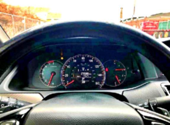 Traction Control2015 Honda Accord