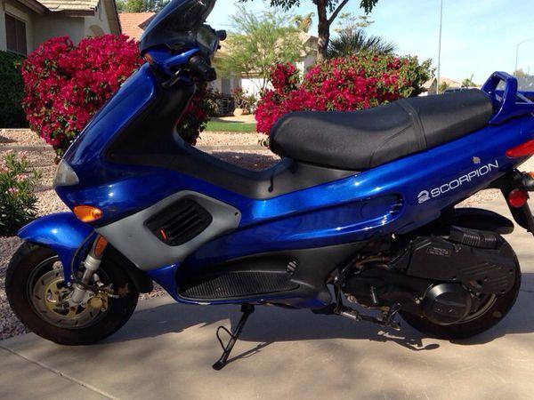 Super Clean Dazon Scorpion 125cc For Sale In Mesa Az Offerup
