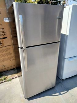 Frigidaire Refrigerator Like New 3month Warranty Free Local Delivery Thumbnail