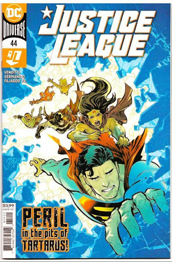 Justice league 44 nm