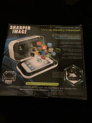 Virtual reality- Sharper image. for Sale in San Diego, CA