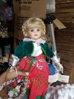 Whole lot of Antique dolls for Sale in Springfield, VA