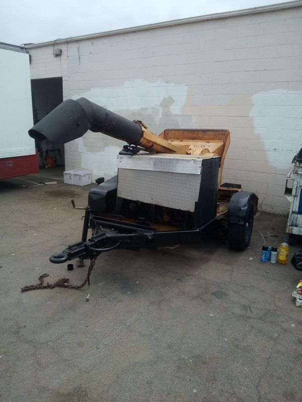 industrial size wood chipper (cheap) for Sale in San Diego ...