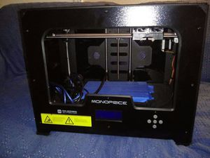 Used, Monoprice 3D Printer for sale  Kellyville, OK