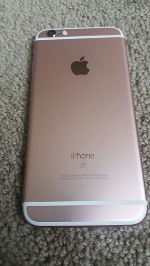Iphone 6s plus Rose gold color 16gb storage Unlocked for Sale in Stafford, VA