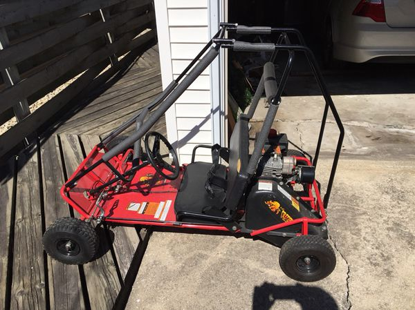 Manco 3 5 HP go cart for Sale in Chicago, IL - OfferUp