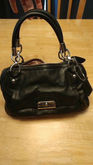 Coach leather purse for Sale in Portland, OR