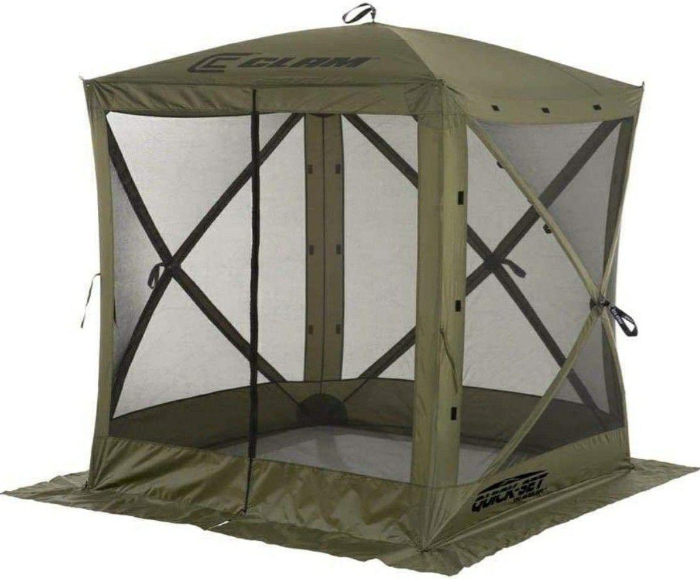 Screen Pop Up Tent