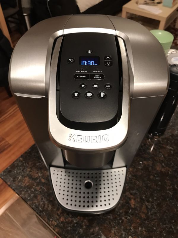 Keurig K-Elite Coffee Maker for Sale in Clackamas, OR - OfferUp
