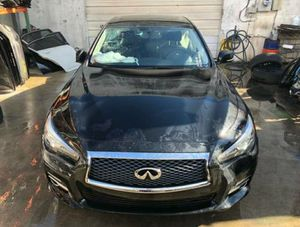 2014-2017 INFINITI Q50 RWD 3.0 TWIN TURBO PART OUT! for Sale in Lauderhill, FL