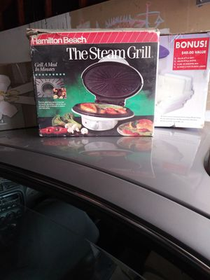 A seasoning portable grill for Sale in Whitehall, OH