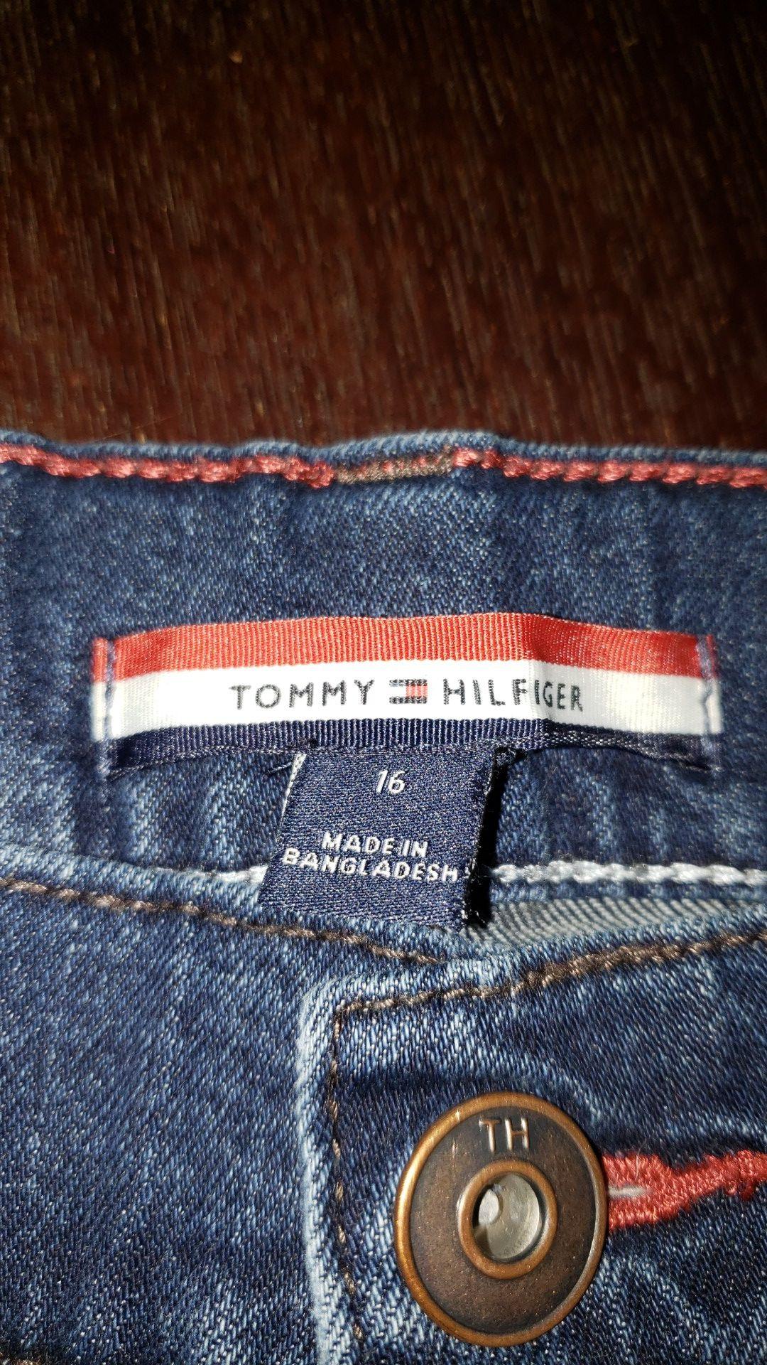 Boys Tommy Hilfiger