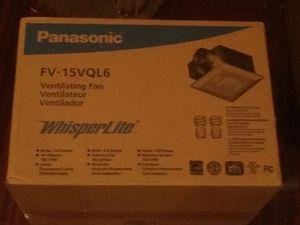 Brand new panasonic Ventilating Fan for Sale in Washington, DC