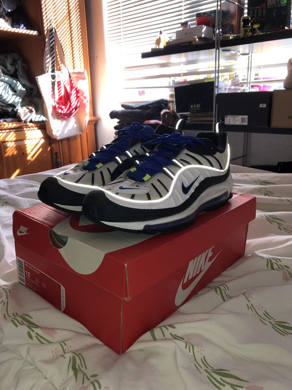 """size 40 194bd 6d7a7 AIR MAX 98 """"SPRITE"""" for Sale in Hayward, CA - OfferUp"""